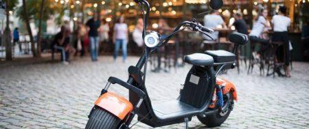 НОВО: Електрически скутери завладяват градската среда